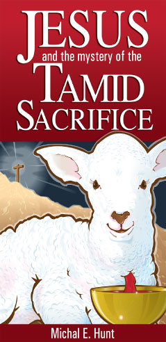 Click to buy Jesus and the Mystery of the Tamid Sacrifice from Amazon