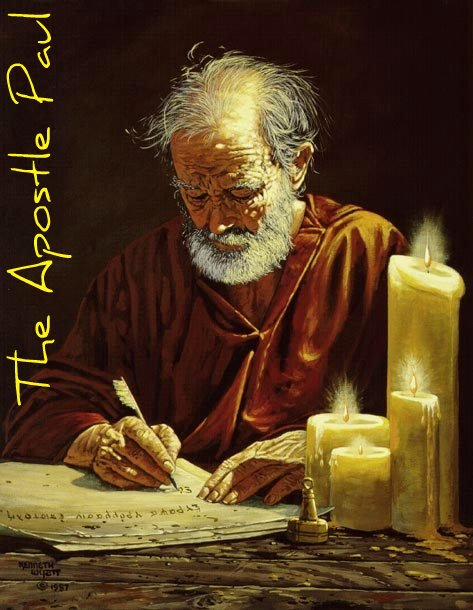 St Paul the inspired author of the first Letter to the Corinthians
