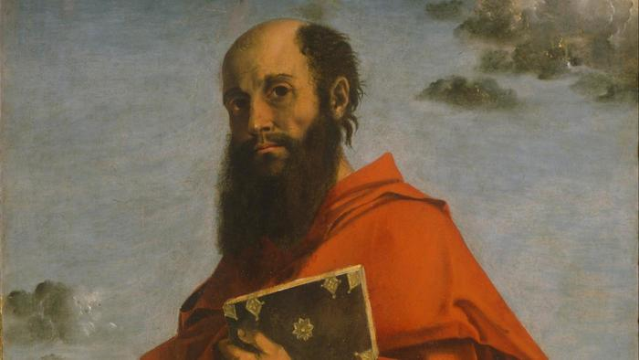 St Paul the inspired author of the Second Letter to the Corinthians